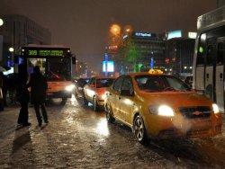 Ankara'yı kilitleyen kar yağışı