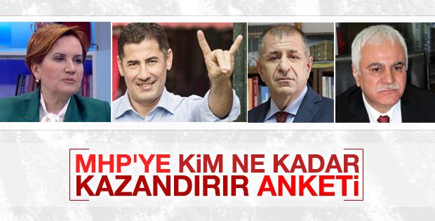 AKAM anketi: Meral Akşener MHP'yi yüzde 18'e çıkaracak
