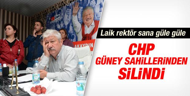 Antalya'da AK Parti CHP'yi geride bıraktı