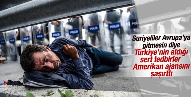 AP: Türkiye Suriyelilere sert kurallar koyuyor