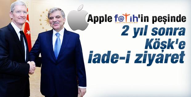 Apple Fatih Projesi'nin peşinde