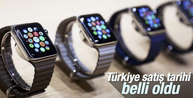 Apple Watch'ların Türkiye satış tarihi belli oldu