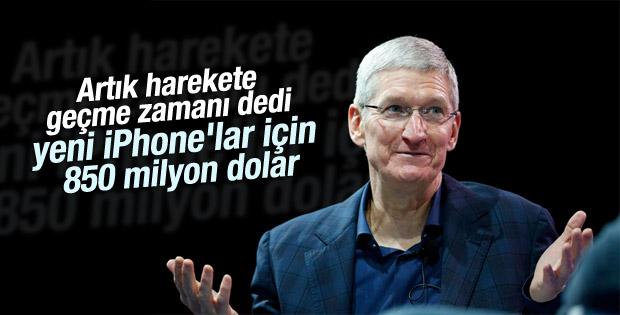 Apple'dan güneş enerjisine 850 milyon dolar yatırım