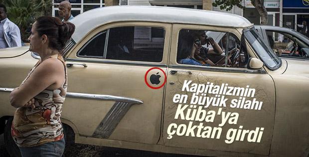 Apple devrimcilerin ülkesi Küba'ya girdi