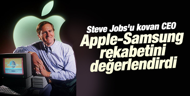 John Sculley Apple-Samsung rekabetini değerlendirdi