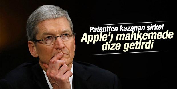 Apple'a 553 milyon dolar patent cezası kesildi