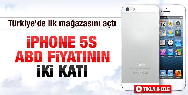 Apple Türkiye'deki ilk mağazasını açtı - izle