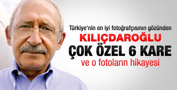 Ara Güler'in objektifinden Kemal Kılıçdaroğlu
