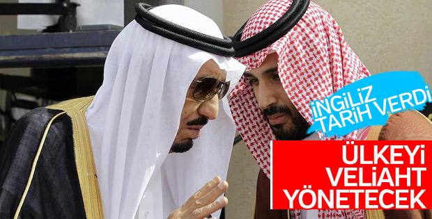 Veliaht Prens Suudi Arabistan'da yönetimi devralacak
