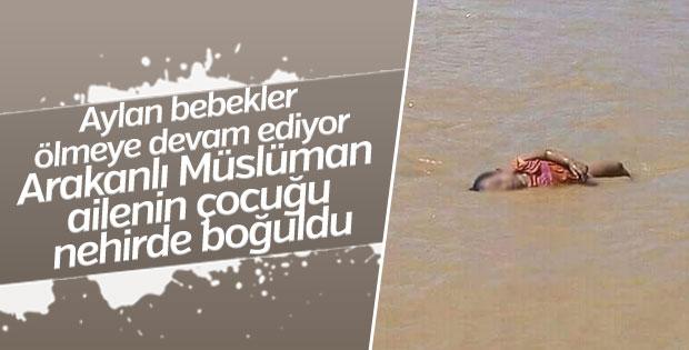 Arakan'da Aylan bebek vakası