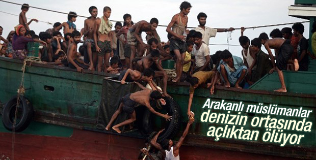 350 Arakanlı Müslümandan ölüm haberleri gelmeye başladı