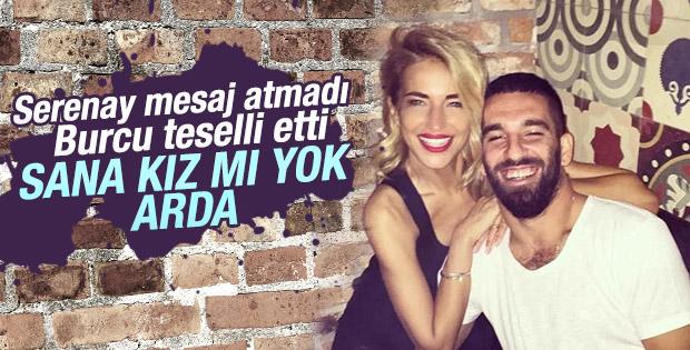 Arda Turan ile Burcu Esmersoy Nişantaşı'nda görüntülendi