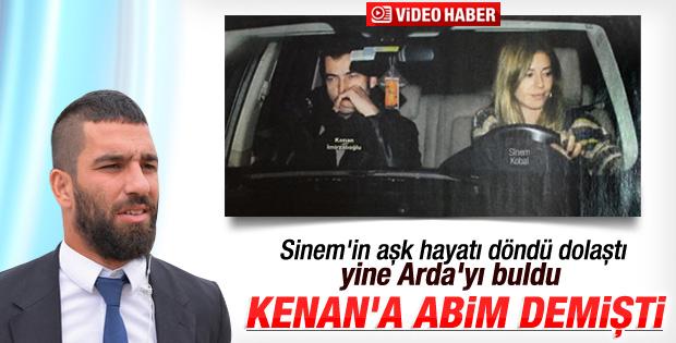 Kenan İmirzalıoğlu'yla Arda'nın koyu sohbeti