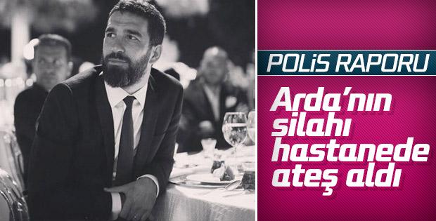 Arda Turan ve Berkay kavgasının polis tutanağı