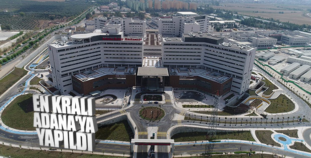Adana Şehir Hastanesi'nde sona doğru