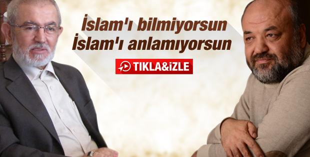 Ali Rıza Demircan'dan Antikapitalist Müslümanlar yorumu