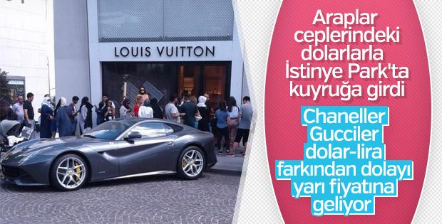 Türkiye'de lüks tüketim turizminde patlama yaşanıyor