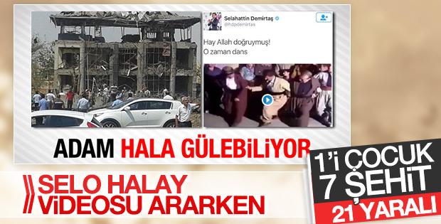 Diyarbakır'da 5 polis 1'i çocuk 2 sivil şehit oldu