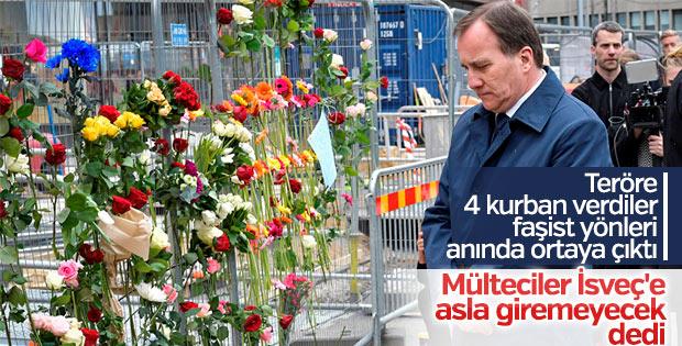 İsveç Başbakanı'ndan sığınmacı açıklaması
