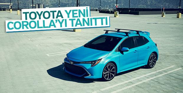 Toyota yeni Corolla'yı görücüye çıkarıyor