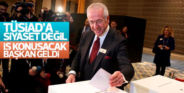 TÜSİAD Başkanı Erol Bilecik oldu