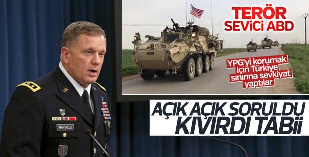 ABD'den Türkiye sınırına zırhlı araç sevkiyatı açıklaması