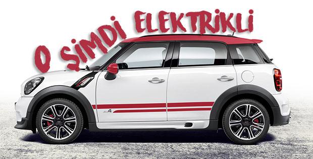 BMW anlaşmayı imzaladı, elektrikli Mini geliyor