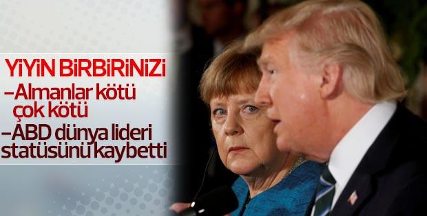 Gabriel: ABD dünya lideri statüsünü kaybetti