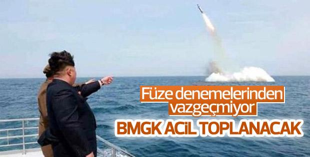 BMGK Kuzey Kore için toplanacak