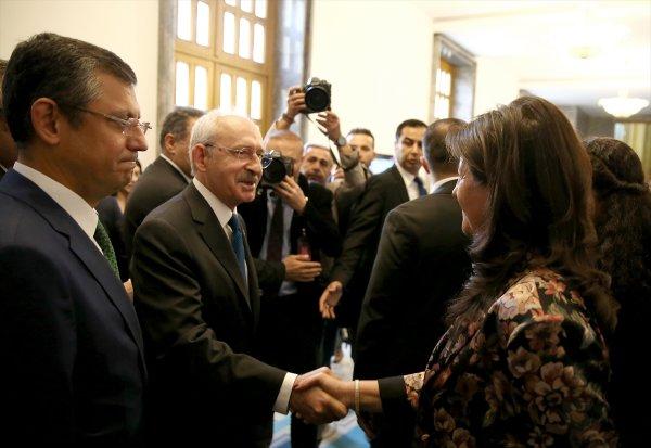 Kılıçdaroğlu Pervin Buldan ile bir araya geldi