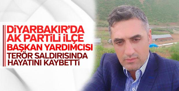 AK Parti Lice İlçe Başkan Yardımcısı hayatını kaybetti