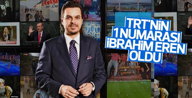 TRT Genel Müdürü İbrahim Eren oldu