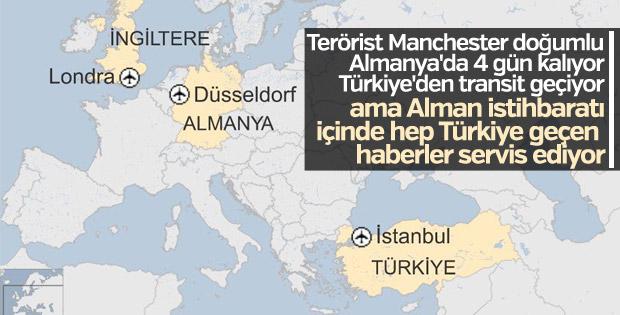 Türkiye'den Manchester bombacısıyla ilgili açıklama