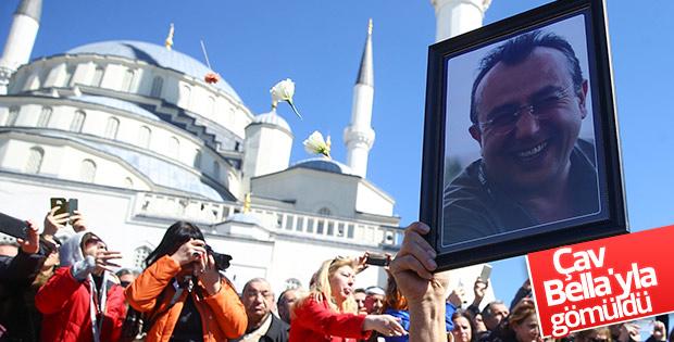 Gazeteci Talipoğlu toprağa verildi