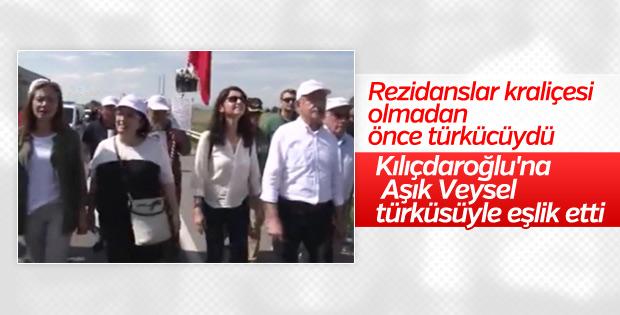 Kılıçdaroğlu Adalet Yürüyüşü'nün 3. gününde
