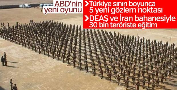 ABD, 30 bin YPG'liyi İran'a karşı eğitecek