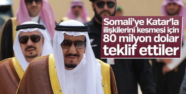 Suudi Arabistan'dan Somali'ye teklif