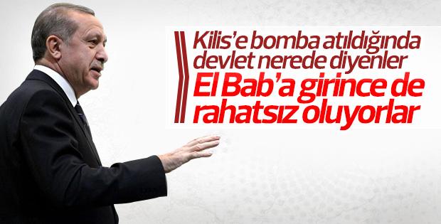 Erdoğan Fırat Kalkanı operasyonunu savundu