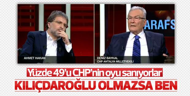 Deniz Baykal CHP'nin yeni yol haritasını anlattı