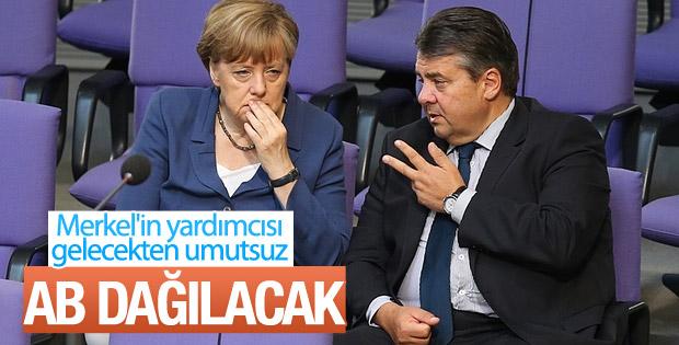 Merkel'in yardımcısından AB açıklaması