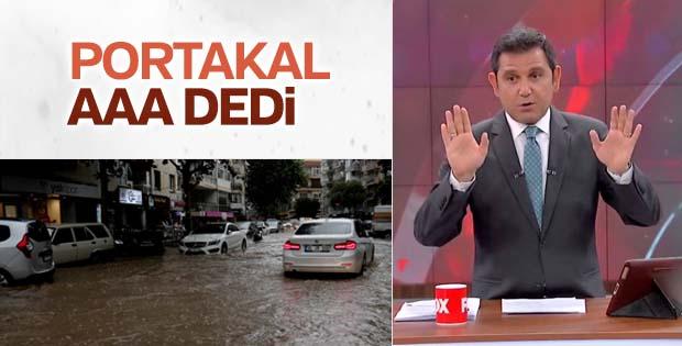 Fatih Portakal: İzmir'de görüntüler kötü ama notu yüksek