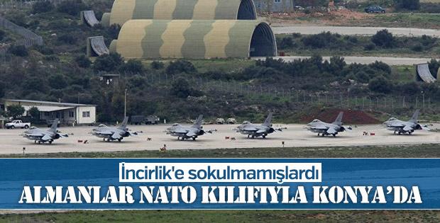 Alman vekiller Konya'ya geliyor