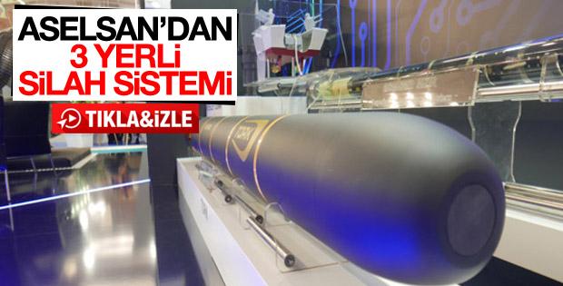 ASELSAN deniz sistemleri TORK, ASIST ve SONOBOY'u tanıttı