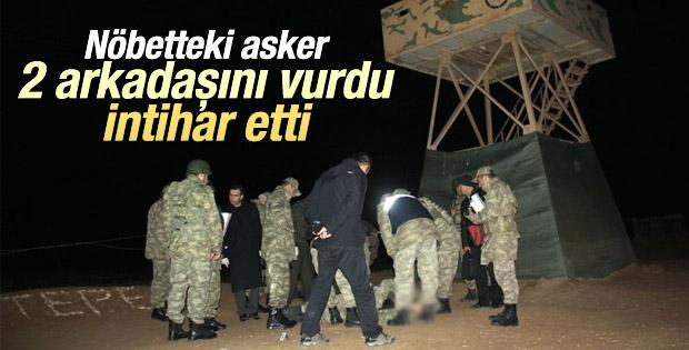 Şanlıurfa'da 3 asker şehit oldu İZLE