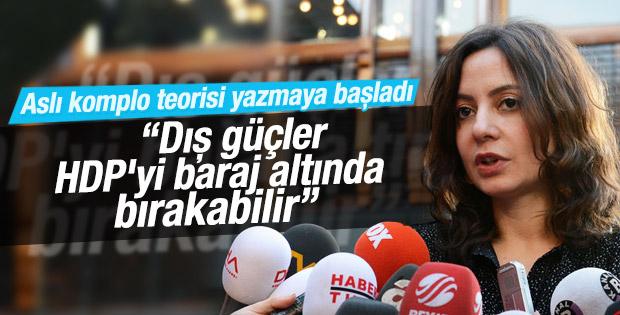 Aslı Aydıntaşbaş'ın yazısında HDP'ye provokasyon uyarıları