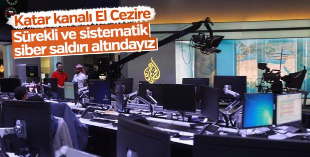 Al Jazeera siber saldırı altında