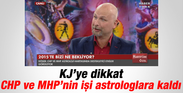 2015'te CHP ve MHP'nin işi astrologlara kaldı