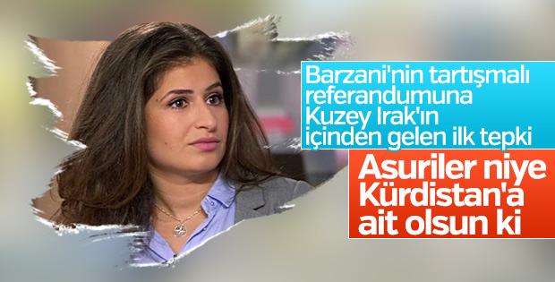 Asuriler referandumun sonuçlarını reddediyor
