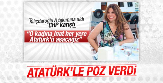 Atatürk'ü indirdiği söylenen CHP'li Altıok konuştu