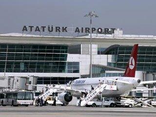 Atatürk Havalimanı'nda altın operasyonu